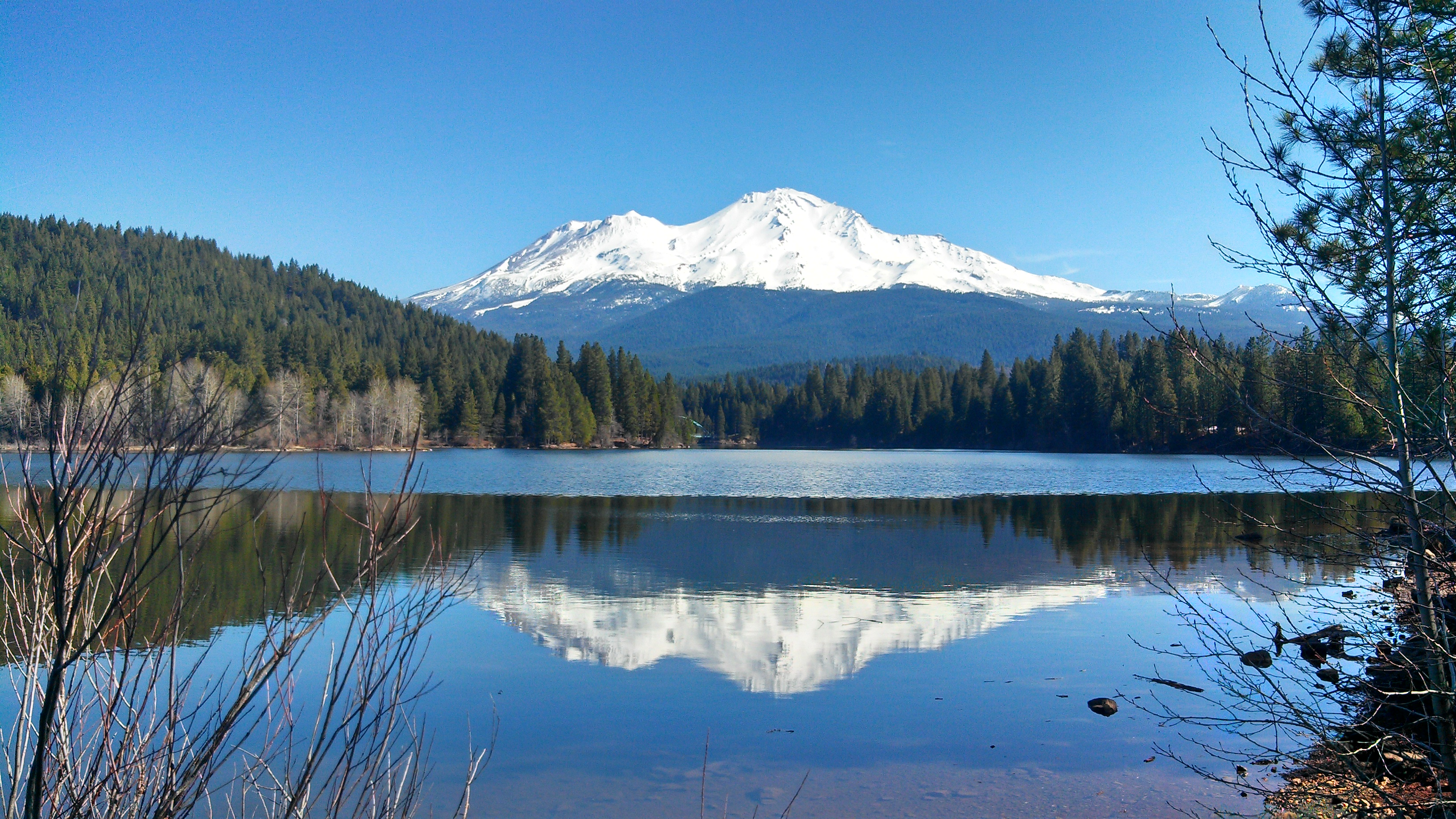 Mount Shasta California Mount Shasta 2