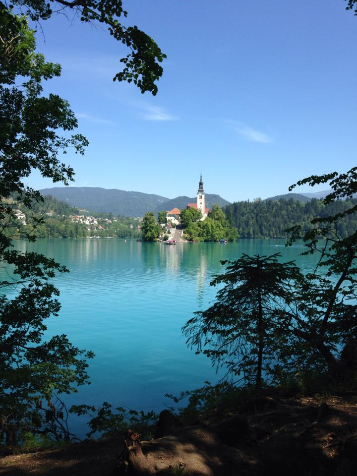 Magical Lake Bled