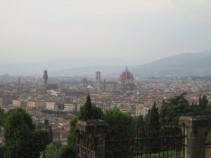 The beauty that is Florence.